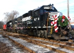 NS 5278 Browns Yard Santa