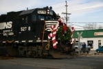 NS 5278 NS NP01 Santa Train