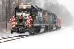 NS 5282 Santa Train