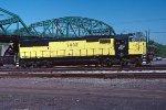 CNW SD50 7032