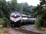 NJT 4253 Taking a tight curve
