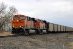 Coal train waiting