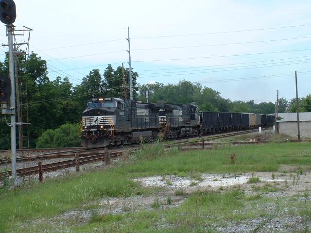 NS Train 321