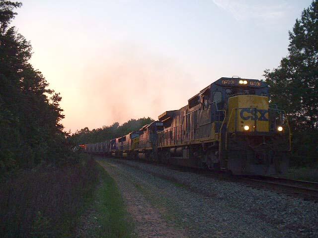 CSX Train Q541-15