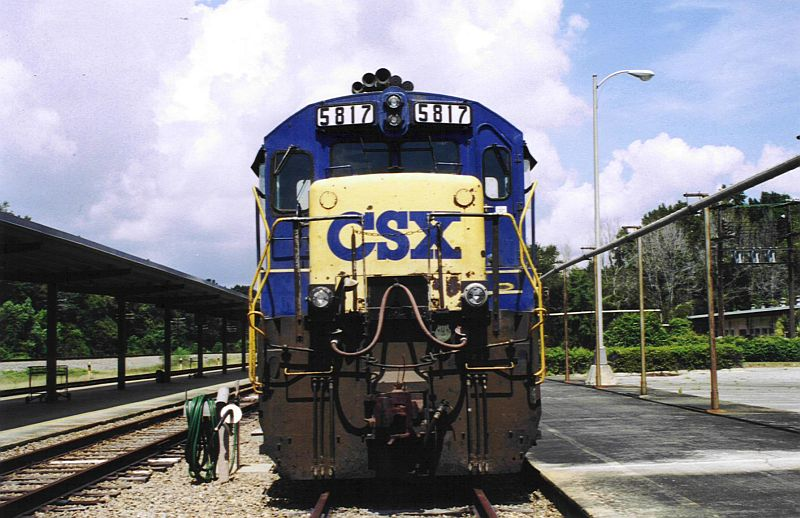 The Track Geometry train