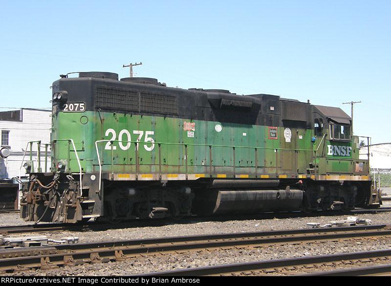 BNSF 2075