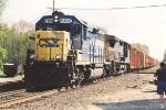 """Northbound """"Juice Train"""""""