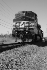 NS 9196 idles