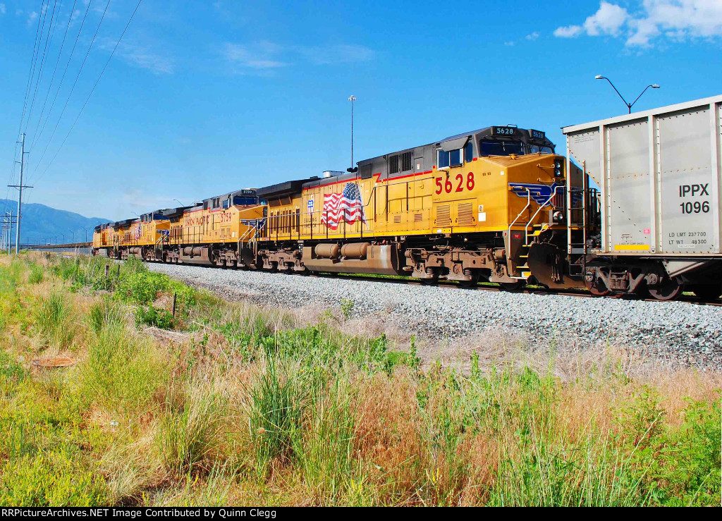 UNION PACIFIC INTERMOUNTAIN POWER PROJECT COAL LOADS.
