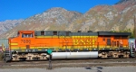 BNSF GE ES44DC NO.7686 OCTOBER 15,2010.PROVO,UTAH.