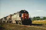 SOUTHERN PACIFIC'S EUCHQ SEPTEMBER 1993.