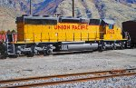 UNION PACIFIC SD40-2 RESURRECTION.