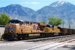 UNION PACIFIC'S O-ISST.