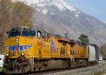 UNION PACIFIC'S WEST COLTON,CA-NORTH PLATTE MANIFEST.