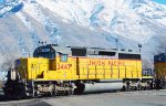 UNION PACIFIC SD40-2's MAKE A COMEBACK.