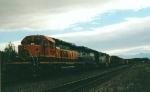 BNSF 7291 West