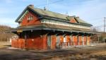 Rutland RR Depot