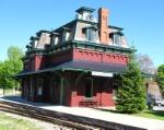 Rutland RR Station
