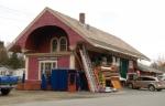 Boston & Maine Station