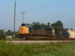 """Butt-ugly"" and dirty CSX 4837"