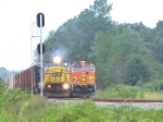 CSX 7327 takes the lead