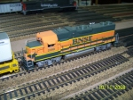 BNSF GP38-2 2099