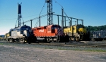 In Three's: D&H  Alco,  CP EMD & NYS&W GE