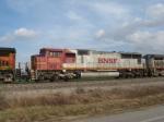 BNSF 8278