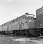 B&O 1450 on the point 1972