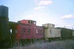 GM&O caboose 2799