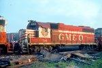 GM&O GP38 709
