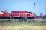 GM&O GP38-2 740