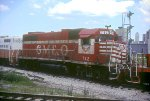 GM&O GP38-2 742