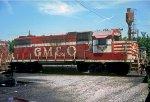 GM&O GP38-2 750