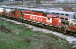 GM&O SD40 902