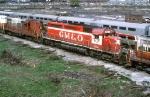 GM&O SD40 902