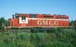 GM&O SD40 906
