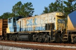 CSX 1211 on NB freight
