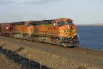 BNSF 4570 and 5190 East of McCredie