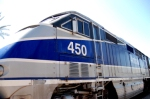 Amtrak F59PHI 450