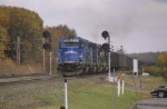 Eastbound coal train helpers