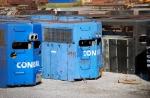 Conrail GP38 hoods
