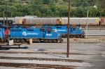 Conrail GP38s
