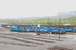 Stored Conrail GP38's