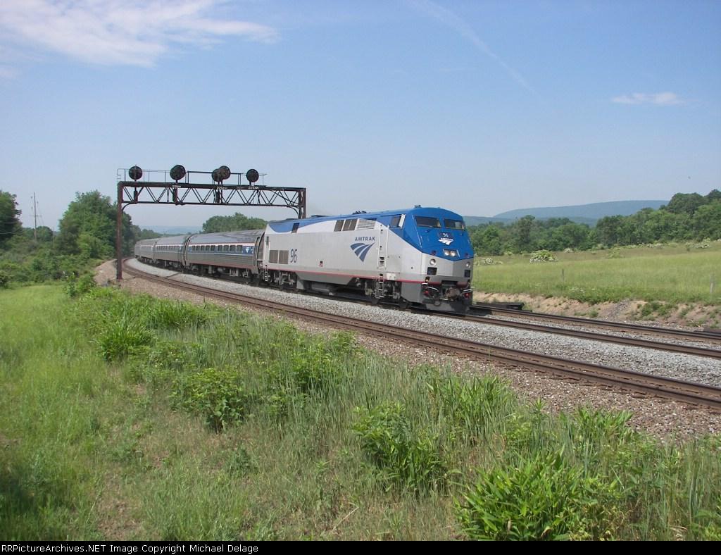 Amtrak 96