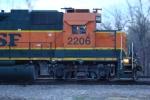 BNSF 2206