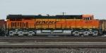 BNSF 6607