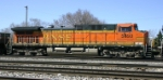 BNSF 5693
