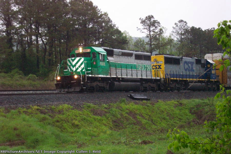 Train Q210-20