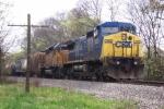 Train Q582-08